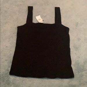 NWT Express Black Cropped Tank Top 3 Pack!